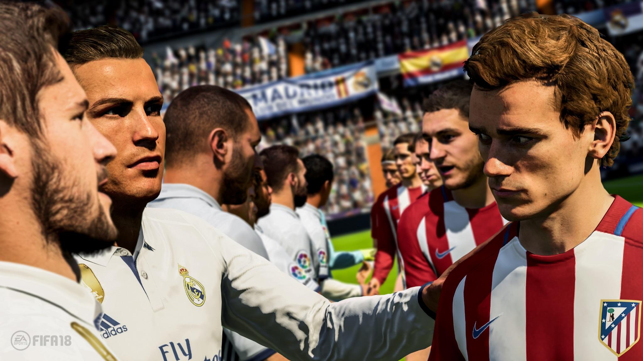 FIFA 18 Spielerwerte – Die Ratings Top 20-11