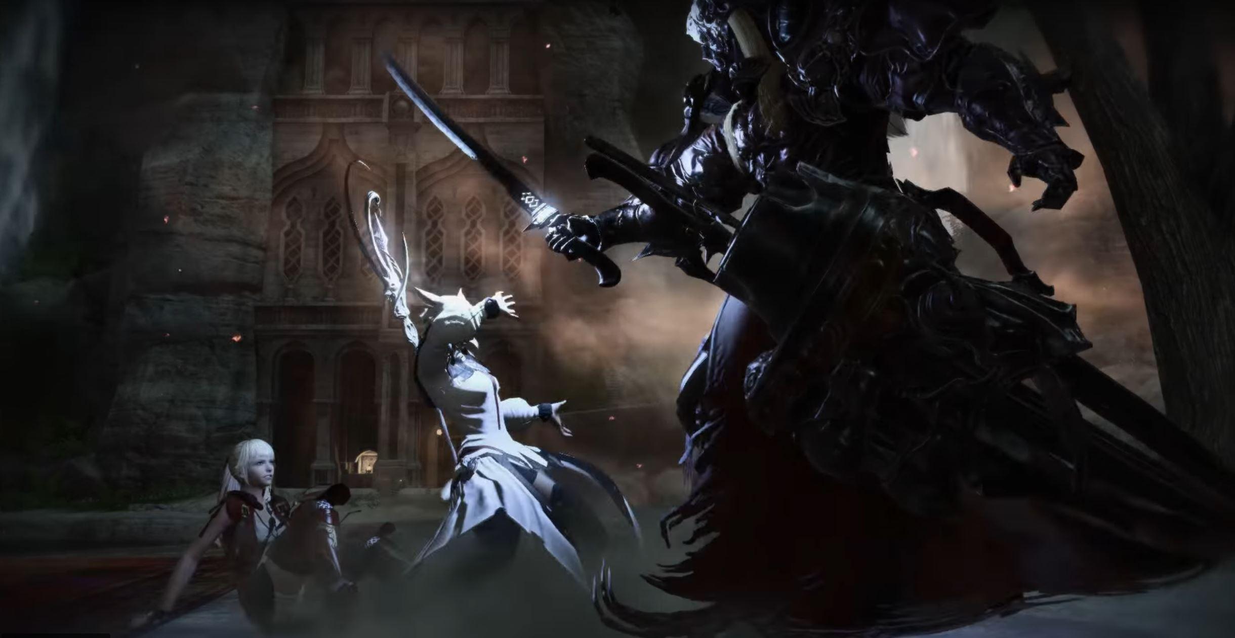 Final Fantasy XIV Stormblood – Launch-Trailer zeigt Invasion des Ostens