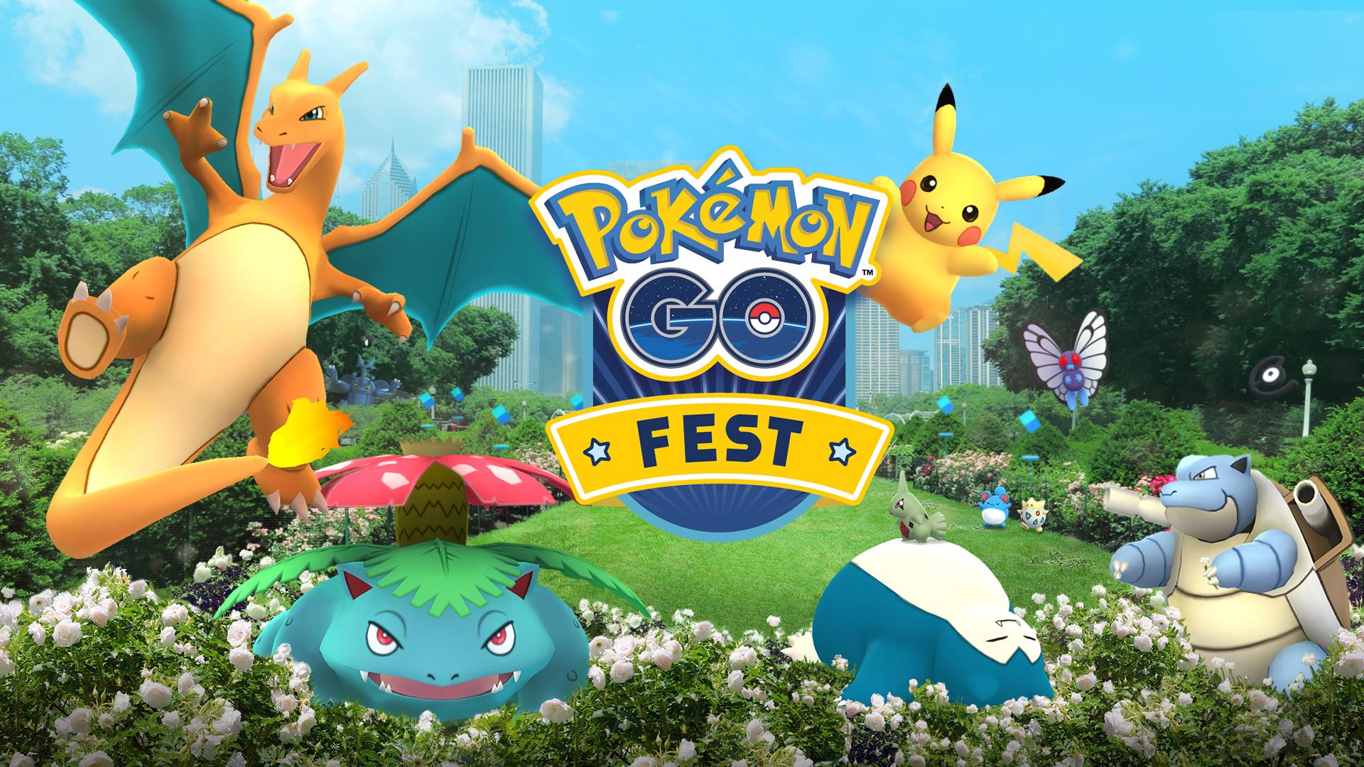 Pokémon GO: Events in der echten Welt – Los geht's in Chicago