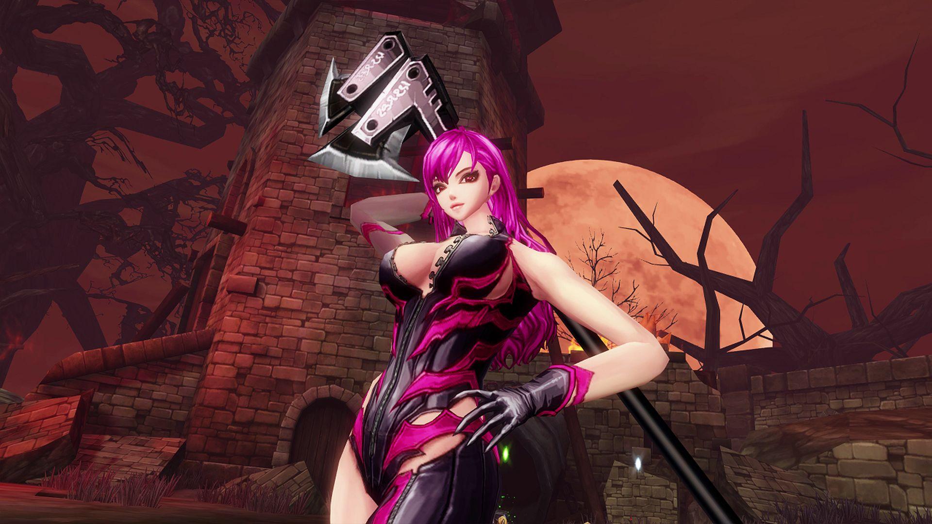 Sexy Anime-MMO Kritika Online startet mit Steam-Launch & Full-Release