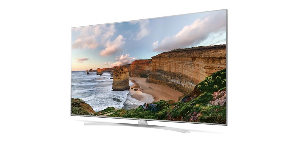 Amazon Blitzangebote am 16. Juni – LG 65UH7709 4K-Fernseher