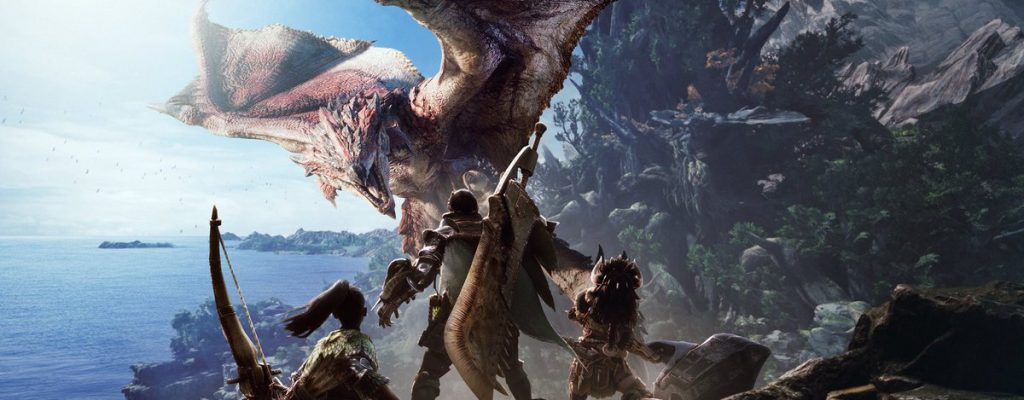 Monster Hunter World: Wow! 22 Minuten geleaktes Gameplay!