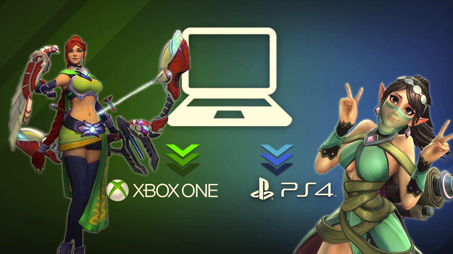 Paladins: PC-Account auf PS4 & Xbox übertragen – So geht's