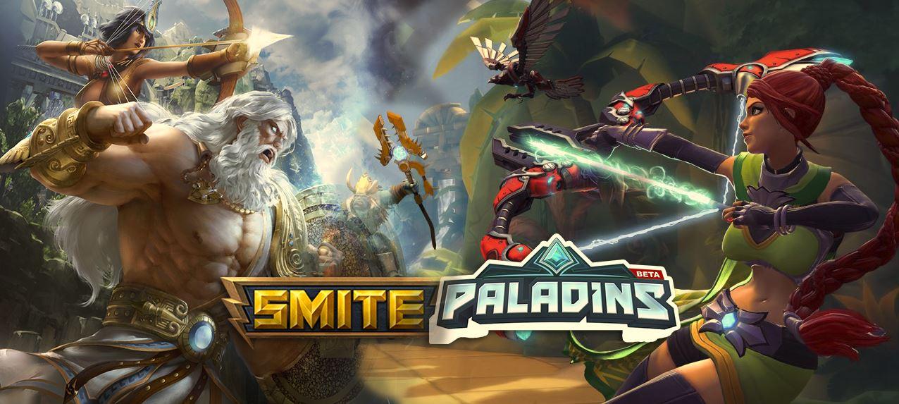 Paladins und Smite werden Launch-Titel der Xbox One X – 4K/60 FPS