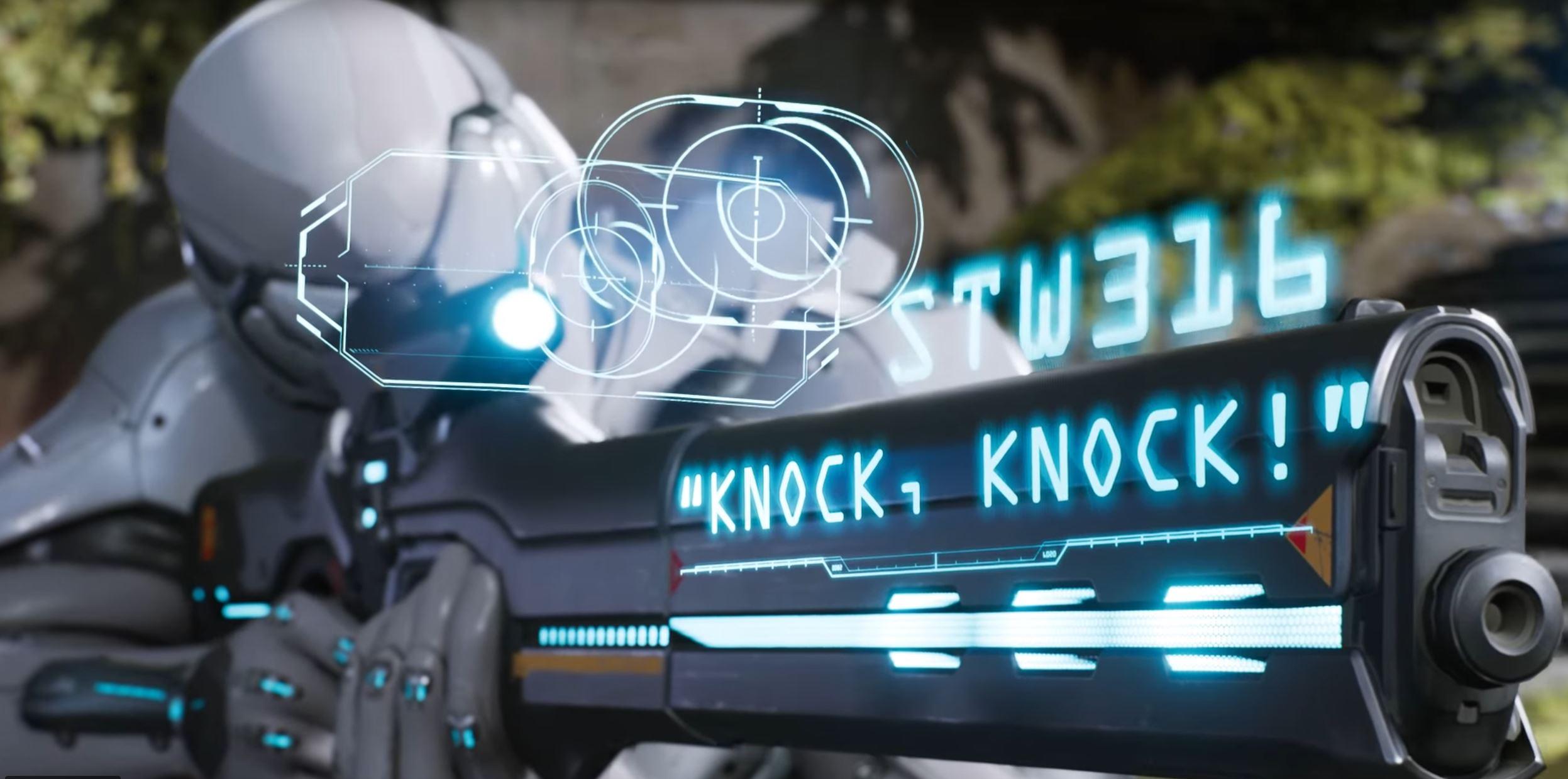 Paragon: Wraith nutzt Wallhacks und billige Witze – erinnert an Deadpool