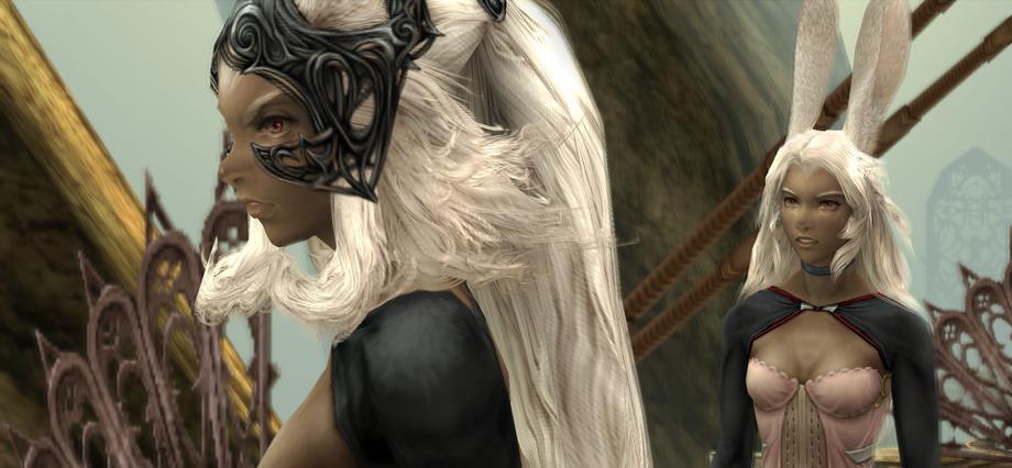 Final Fantasy XIV hat keine Hasen-Mädchen, weil die Schuhe nicht passen