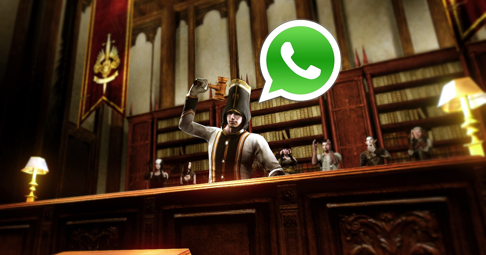 WhatsApp Gerichtsurteil: Ist es illegal, drohen Abmahnungen?