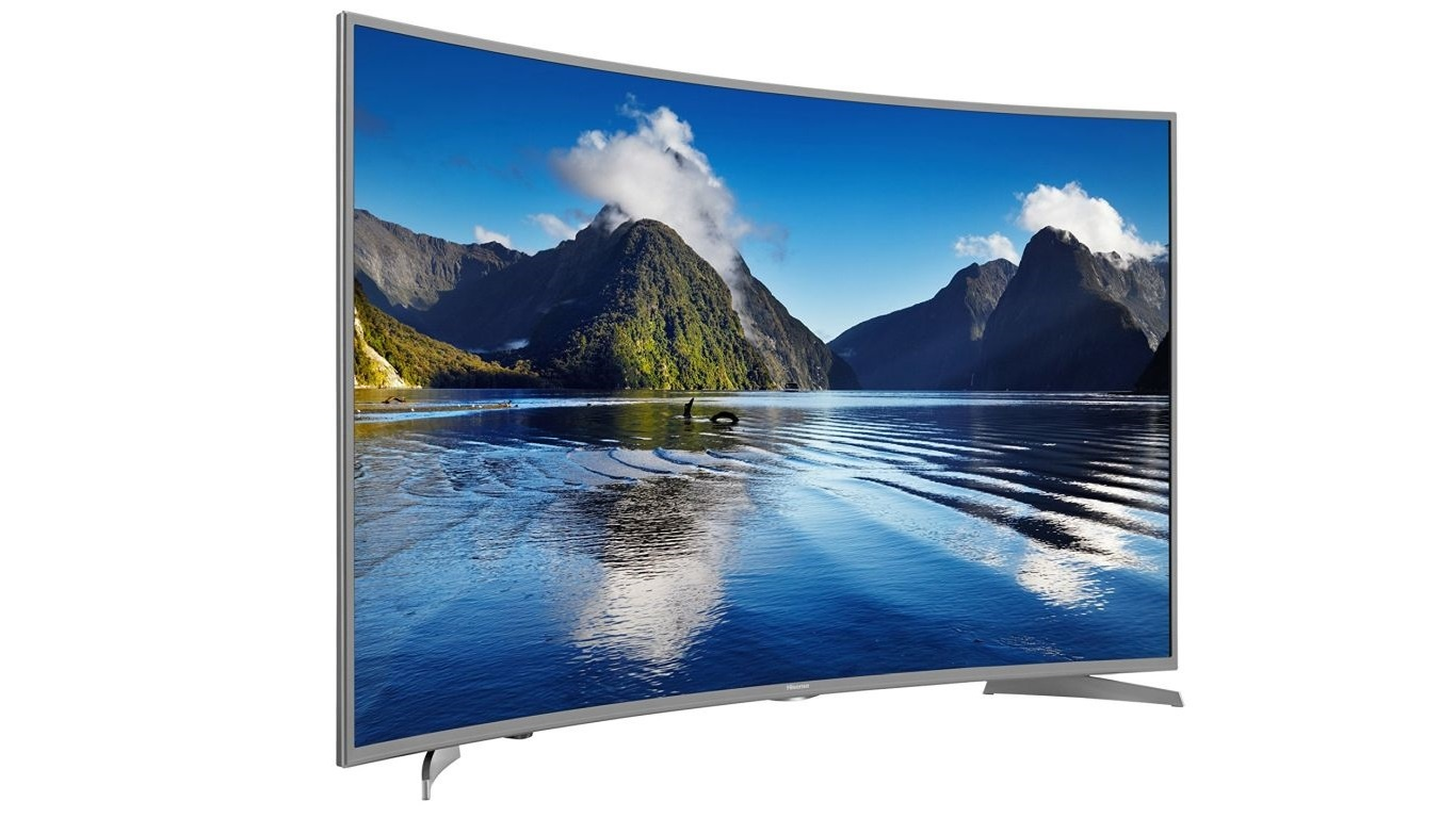 Amazon-Angebote am 21.7.: 55 Zoll Curved UHD-TV