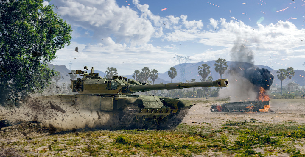Armored Warfare: Update 0.21 mit Panama-Map, Panzer aus Polen & Tschechien