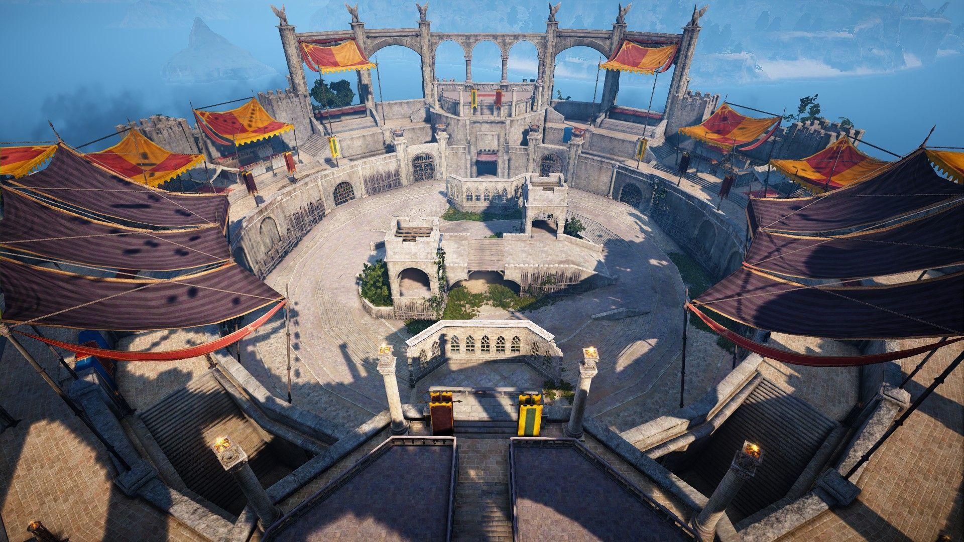 Black Desert: Neue PvP-Arena lässt euch Turniere abhalten
