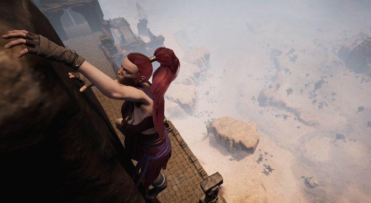 Conan Exiles: Kletter-Update – Nackte Barbaren steigen schneller