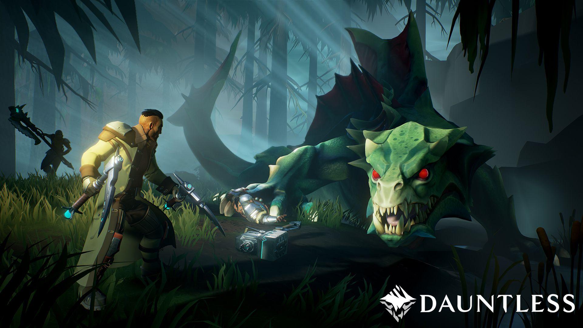 Dauntless – Preview: Was taugt der Monster-Hunter-Konkurrent?