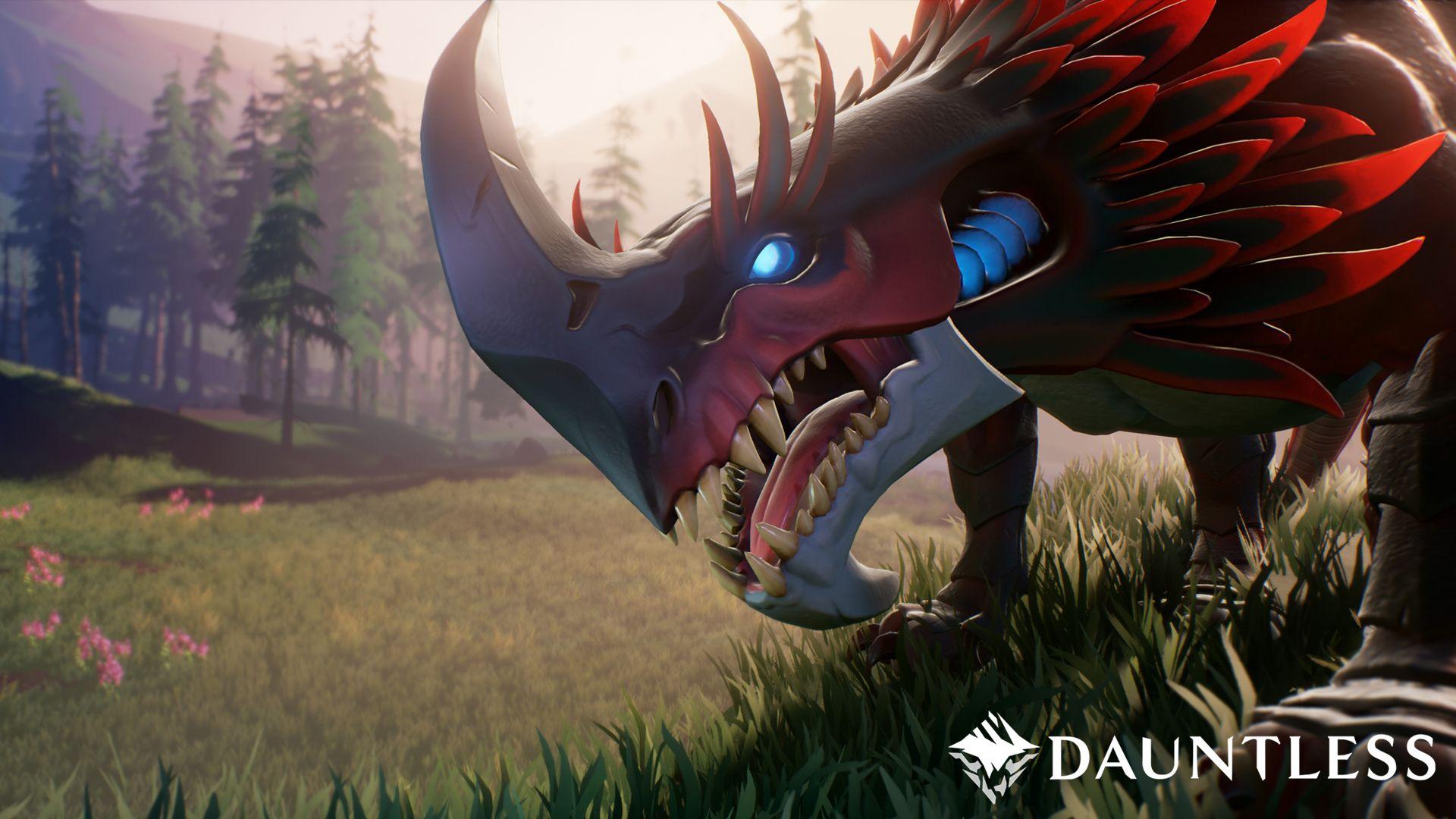Die Alpha für Dauntless startet, die MMO-Antwort auf Monster Hunter