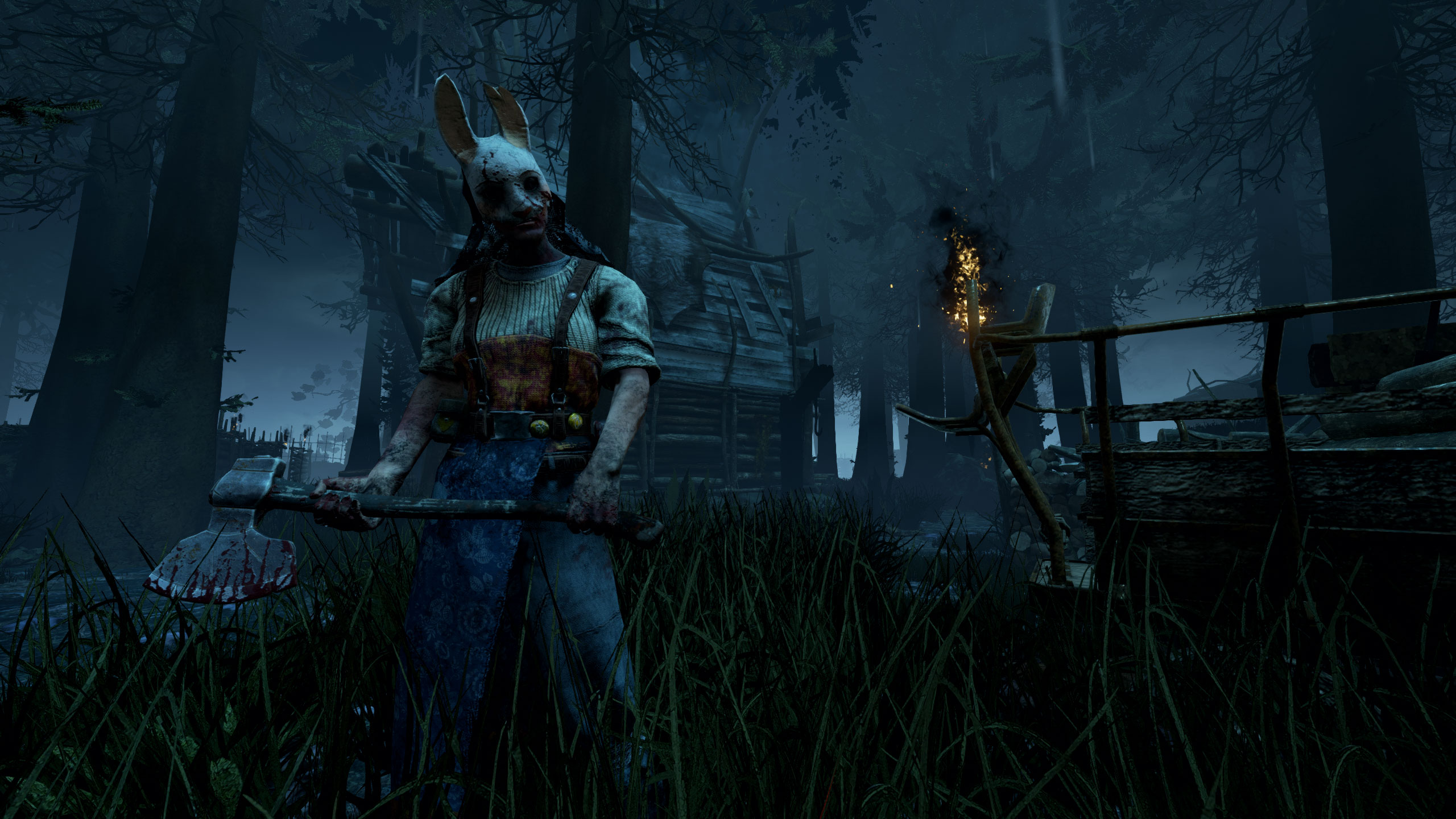 Dead by Daylight: Die Äxte der Huntress singen ein Lied