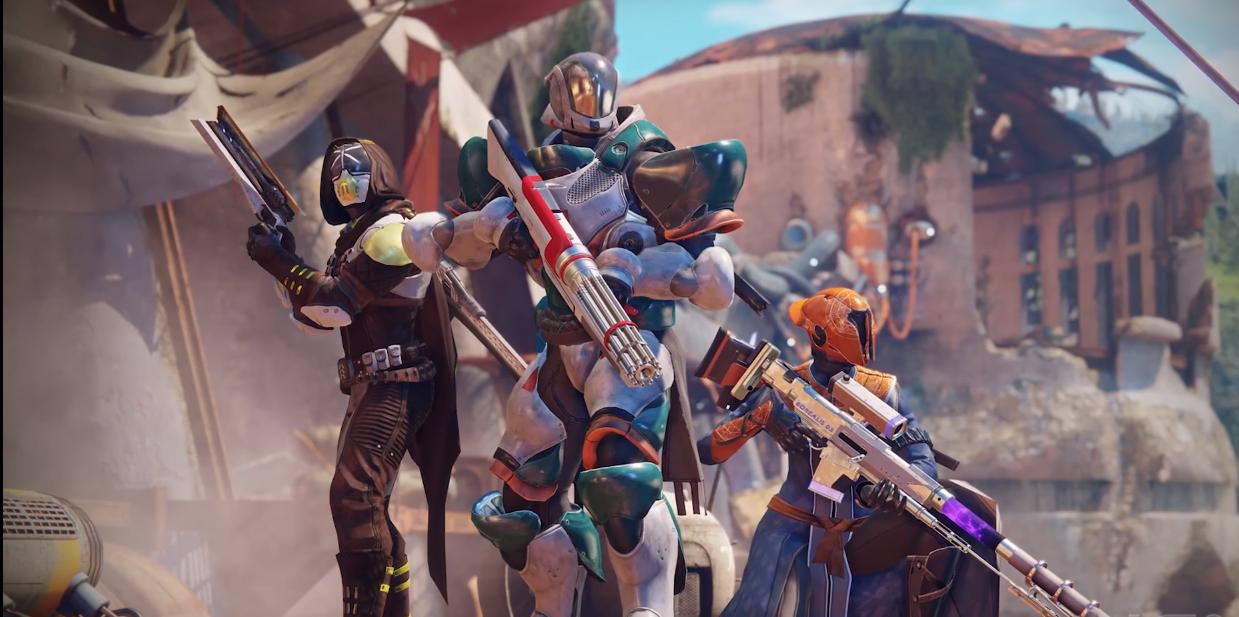 Destiny 2 soll in der Spitze schwerer als Teil 1 werden – Kein Itemwechsel