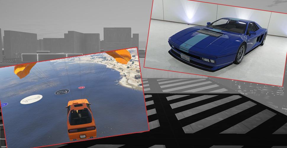 GTA 5 Online: Cheetah Classic und neuer Autosprung-Spielmodus live