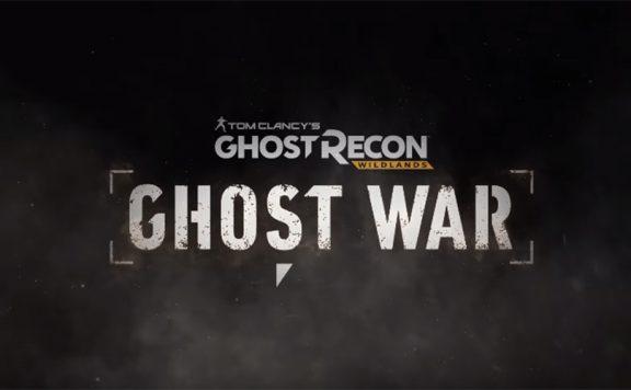 Ghost Recon Wildlands Ghost War Titel