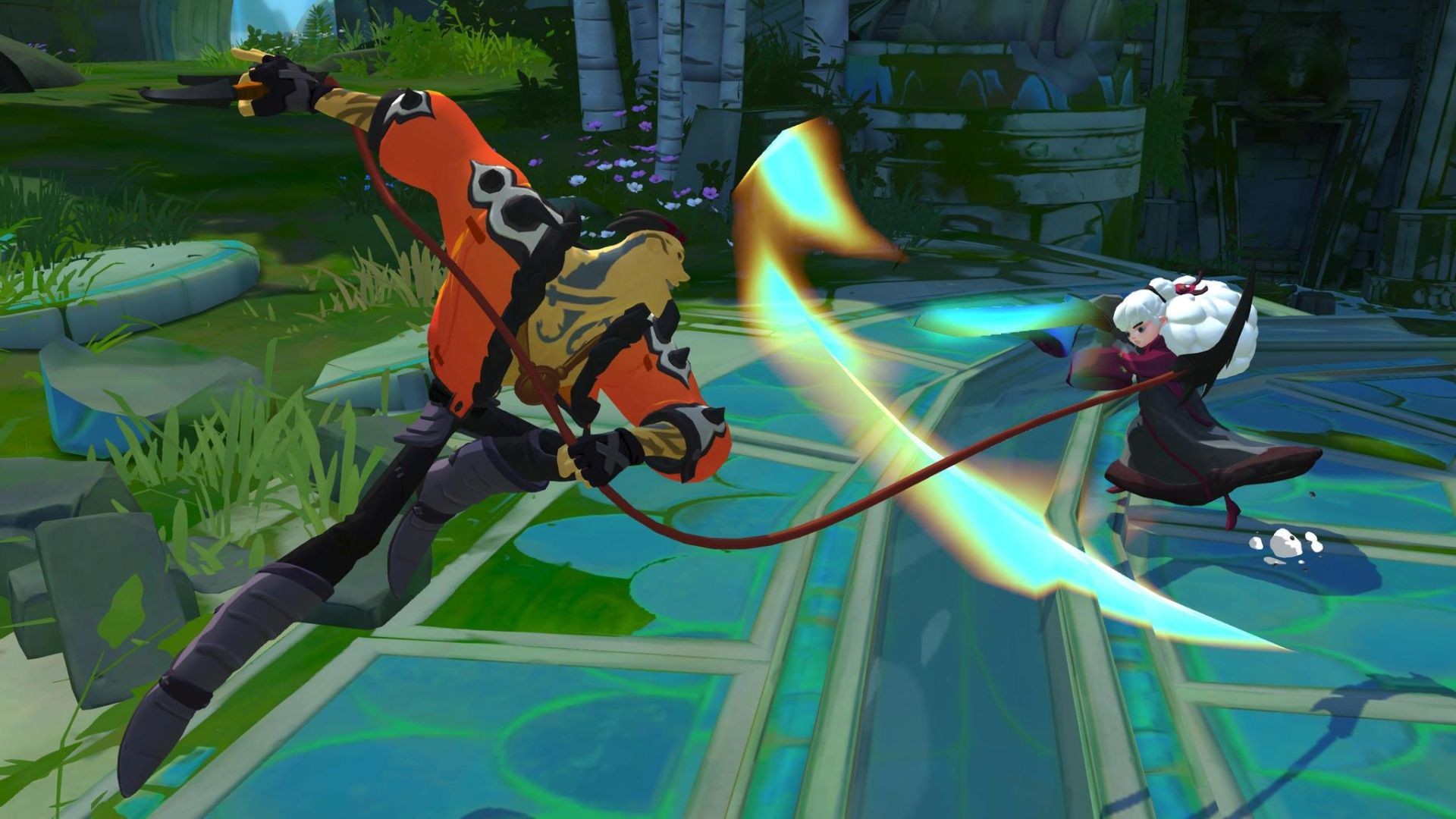 Gigantic: Release – Steam-Launch heute! Neuer Punk-Held Ramsay kommt