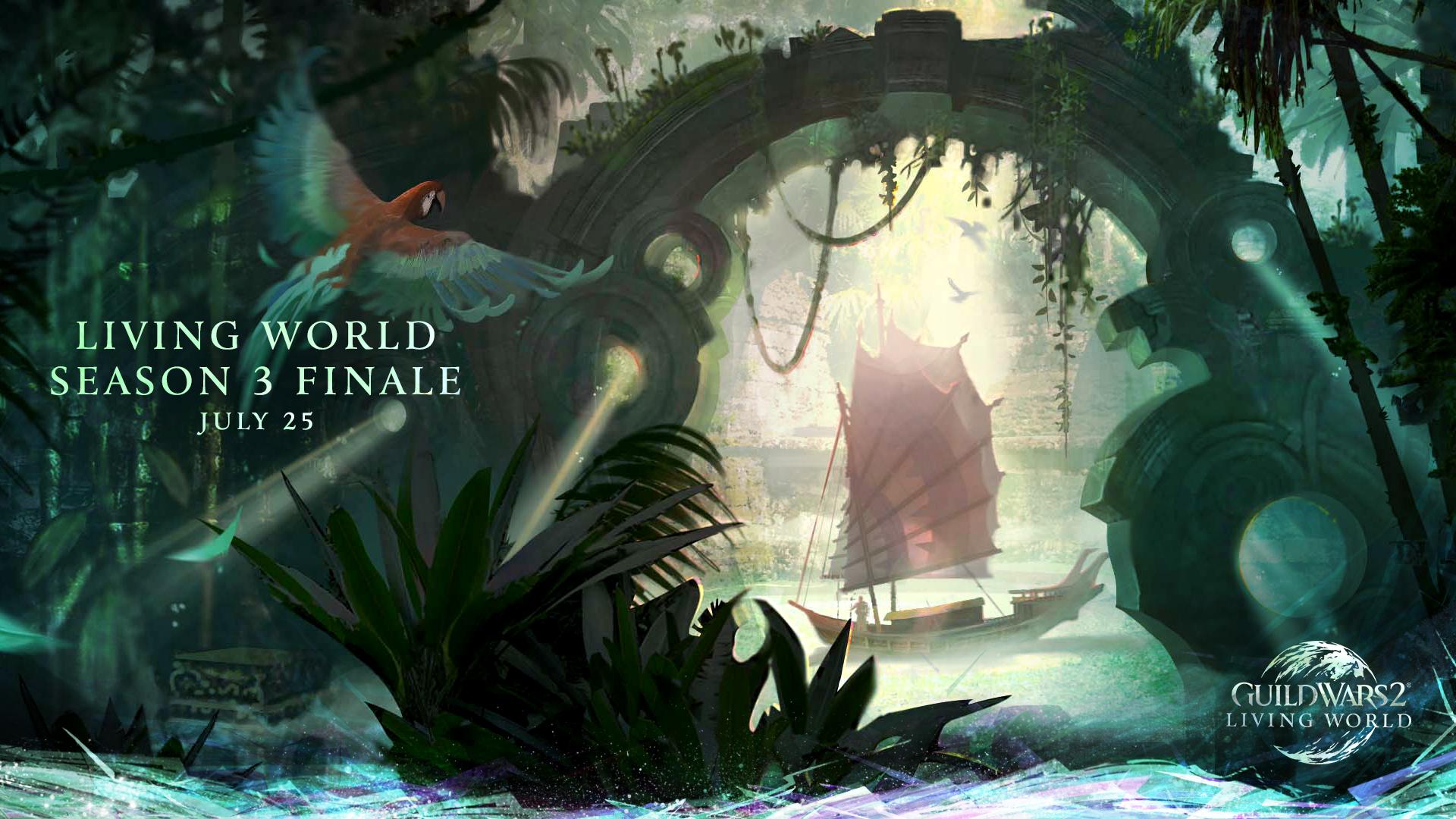 Guild Wars 2: Finale von Season 3 im Juli – Geht's nach Orr?