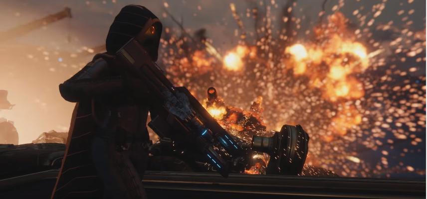 Destiny 2: Kaltherz, das erste und einzige Spurgewehr – So entstand es