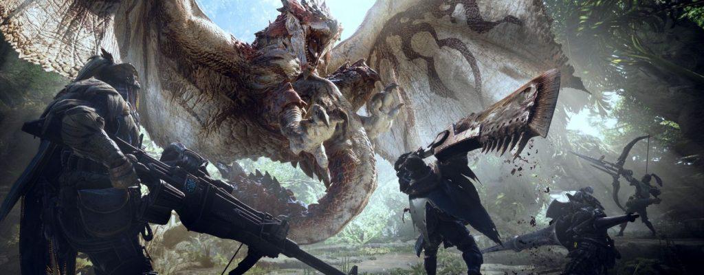 Liste der 14 Waffen-Klassen in Monster Hunter World