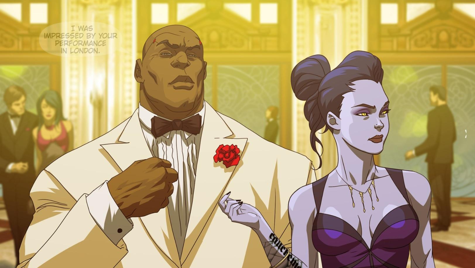 "Overwatch: Doomfists Comic – Wie er bei Talon ""aufräumt"""