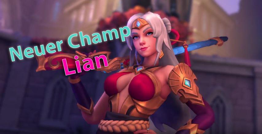 Paladins OB 54: Neuer Champ Lian – Sexy Lady mit Gewehr – Skills