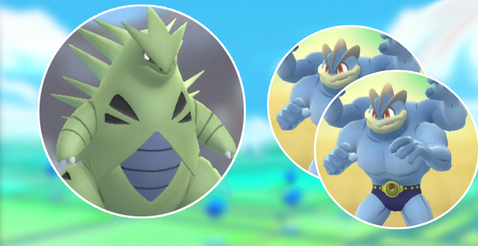 Pokémon GO: Raid-Boss Despotar zu zweit besiegt – Machomei-Power