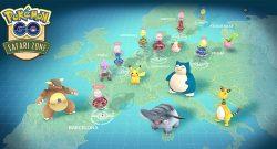 Pokémon GO Safari Zonen