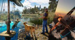 Skull and Bones, Far Cry 5, The Crew 2 Titel