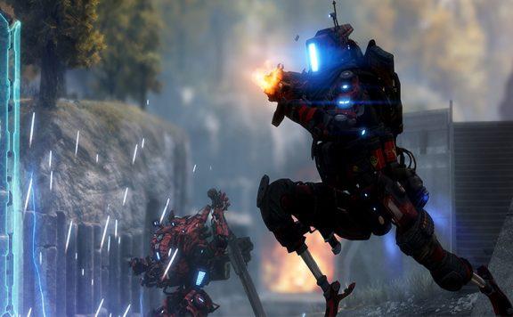 Titanfall 2 Frontier Defense Titel