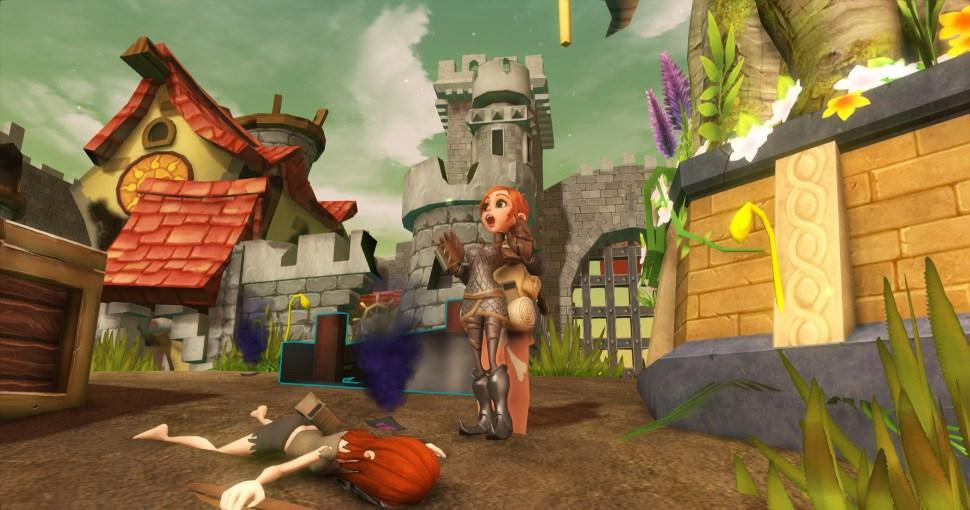 Tree of Life: Buntes Sandbox-MMORPG erscheint nächsten Monat