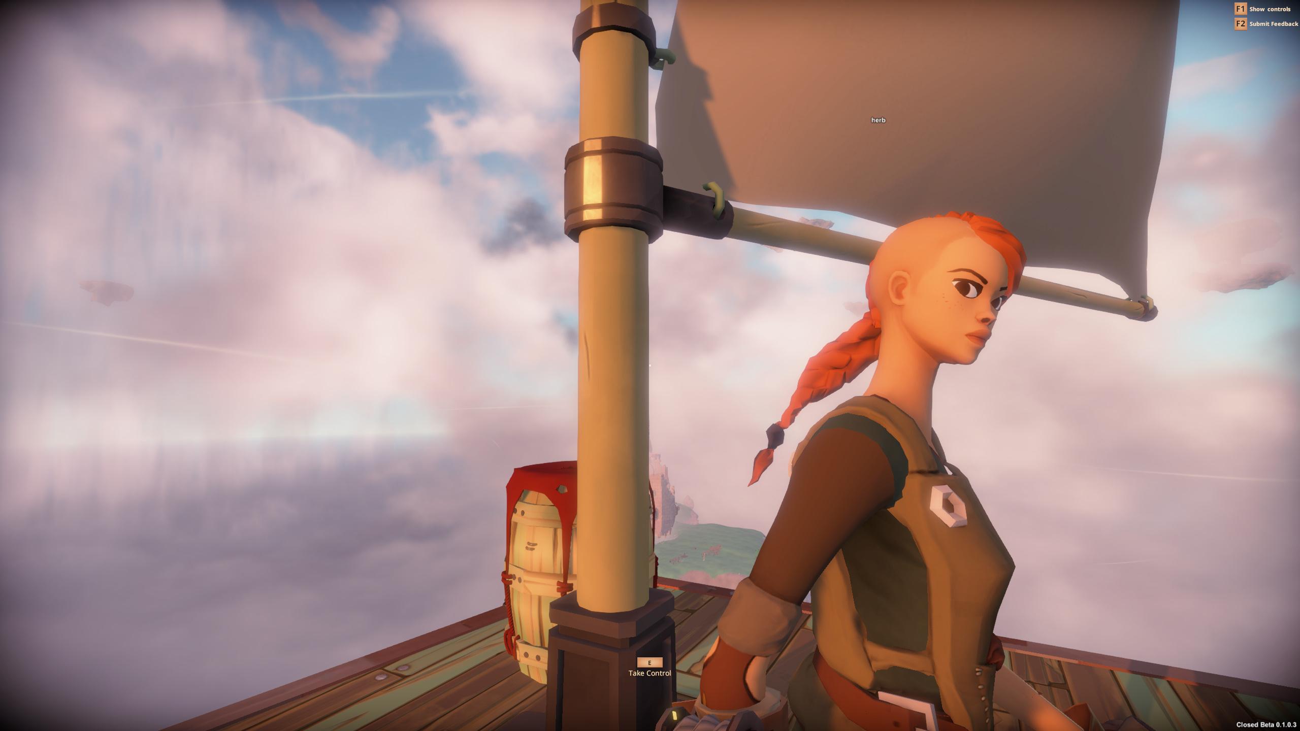 Roadmap zeigt gewaltige Ambitionen des MMORPGs Worlds Adrift