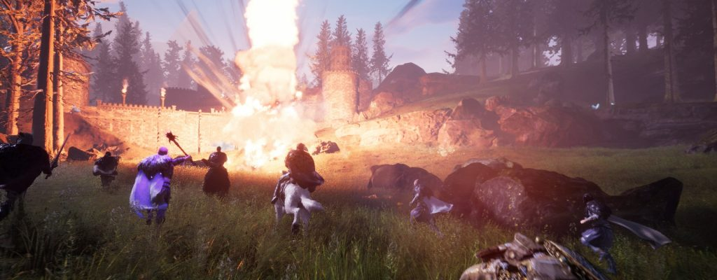 "Citadel: Forged with Fire angespielt – Lohnt sich das ""Harry-Potter-MMO""?"