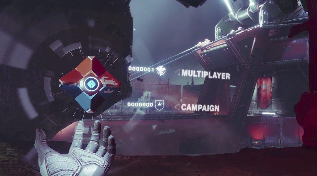 Destiny 2: Manche Vorbesteller kriegen einen Geist, der Kills zählt
