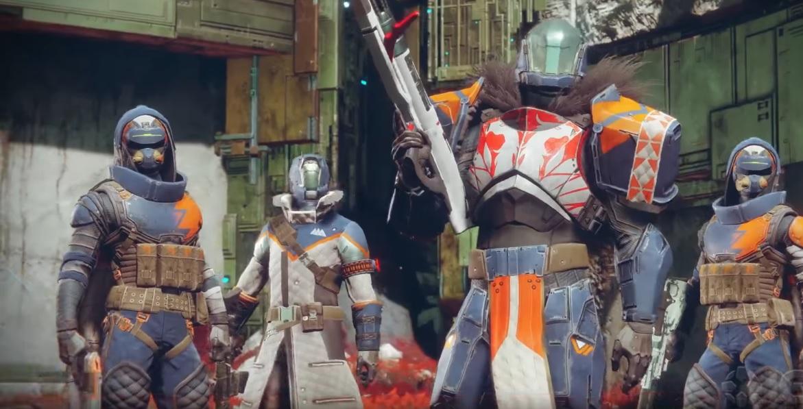 """Destiny 2 – PvP-Neuerung: Das ist der neue """"Kontrolle""""-Modus"""