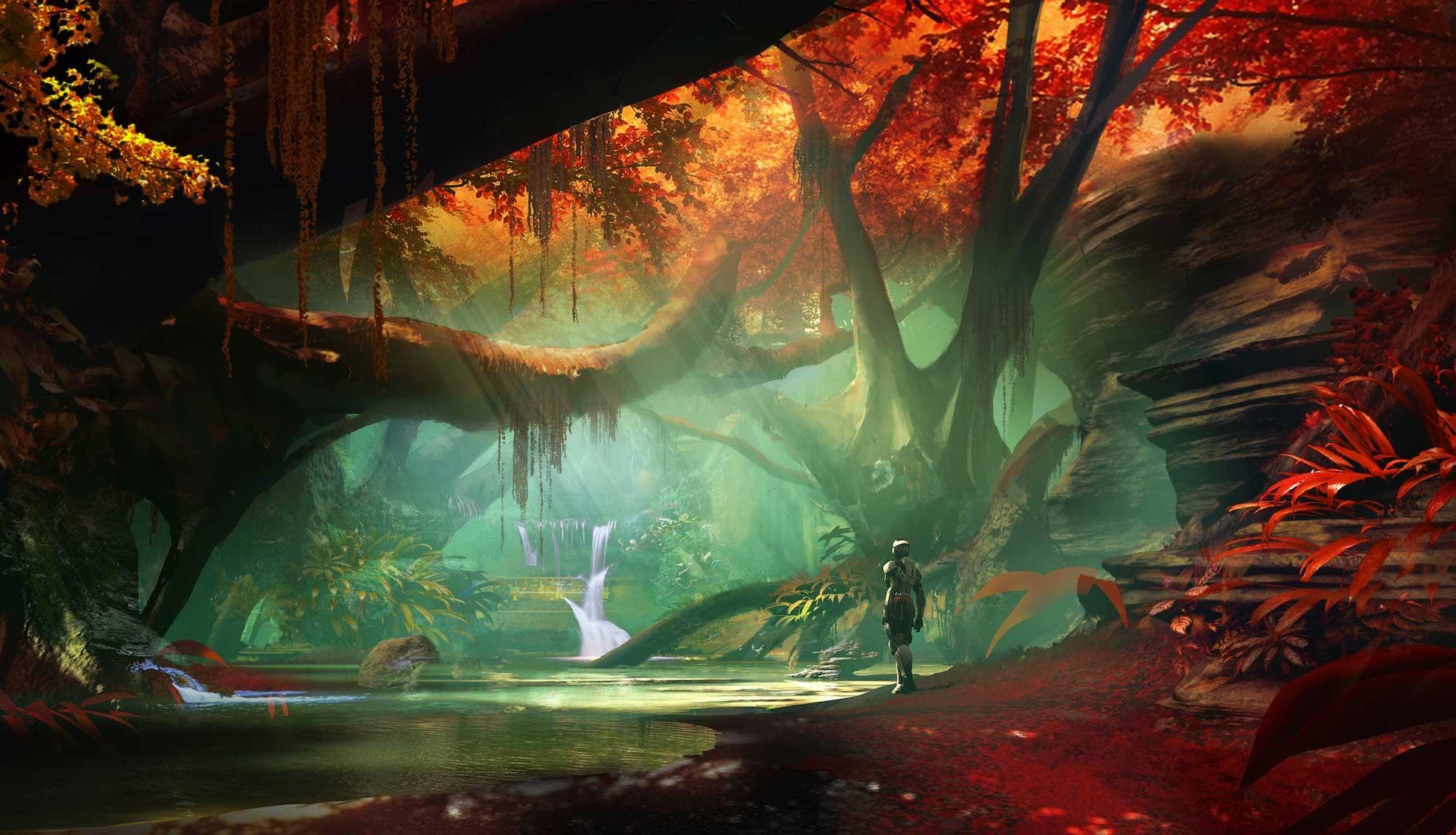 Destiny 2: Endloses Tal – Lernt eine der Beta-Maps schon jetzt kennen