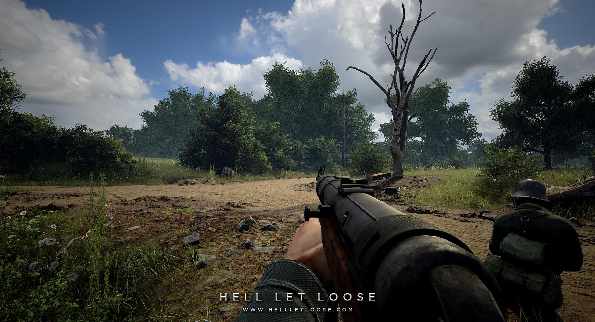 Hell Let Loose will eine höllisch gute Online-Shooter-Alternative werden