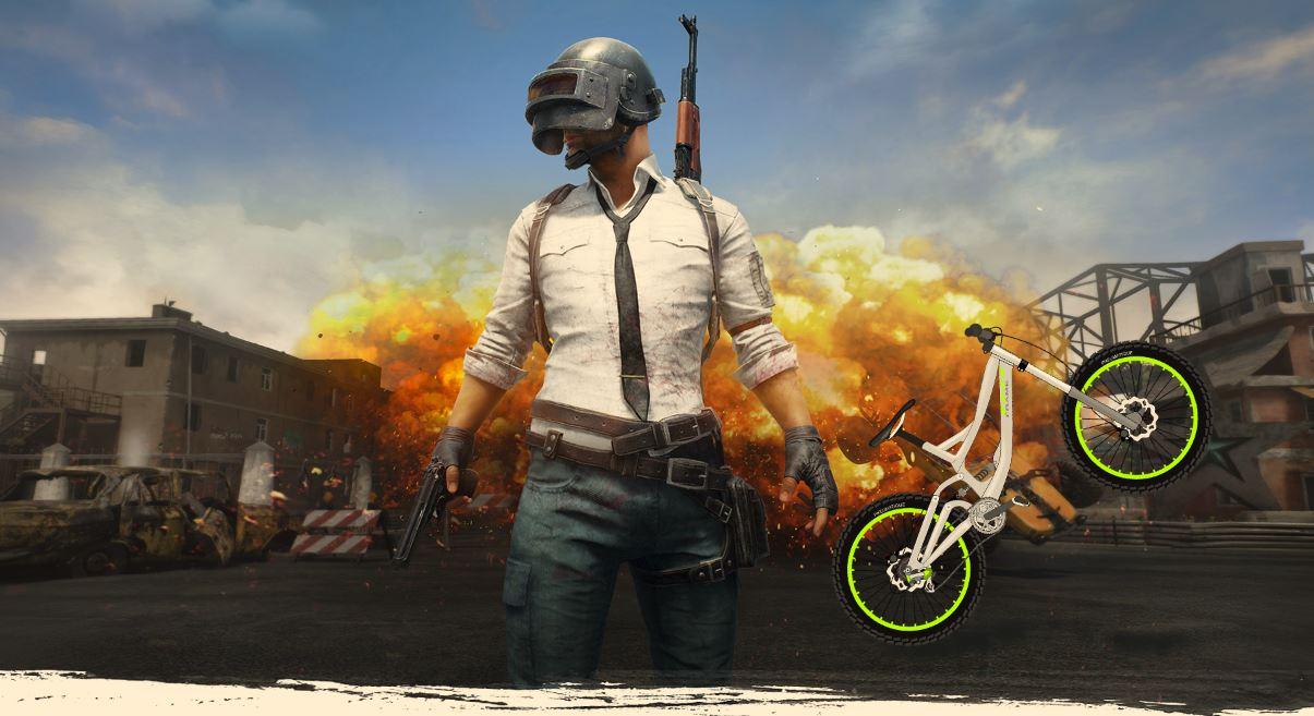 PUBG: Desert-Map ist cool und so, aber habt Ihr das Fahrrad gesehen?!