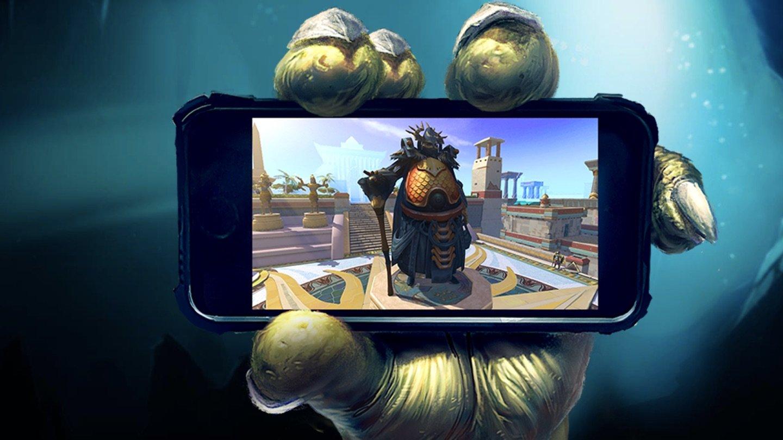 """RuneScape: """"MMORPG-to-go"""" – Mobile soll Veteranen zurückholen"""