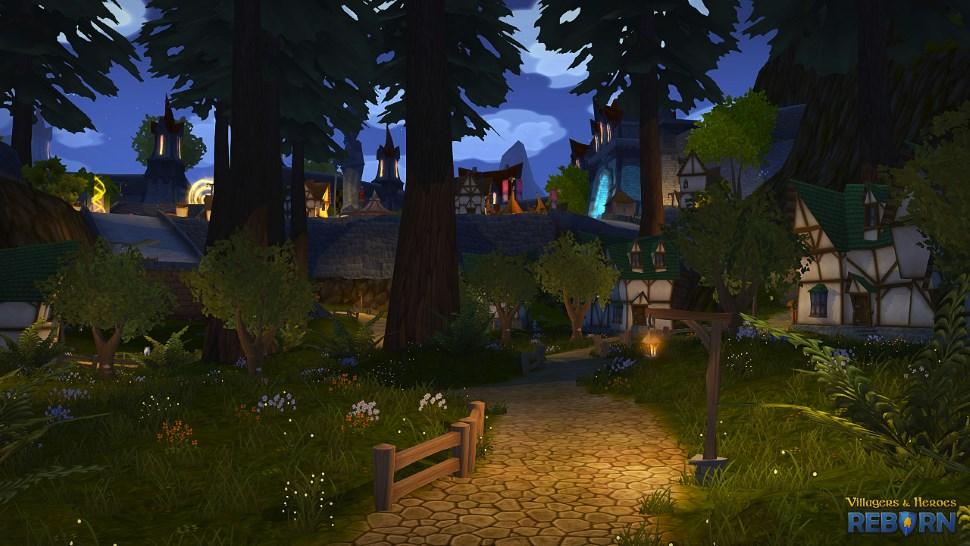 Villagers and Heroes und Runescape streiten um einen Titel