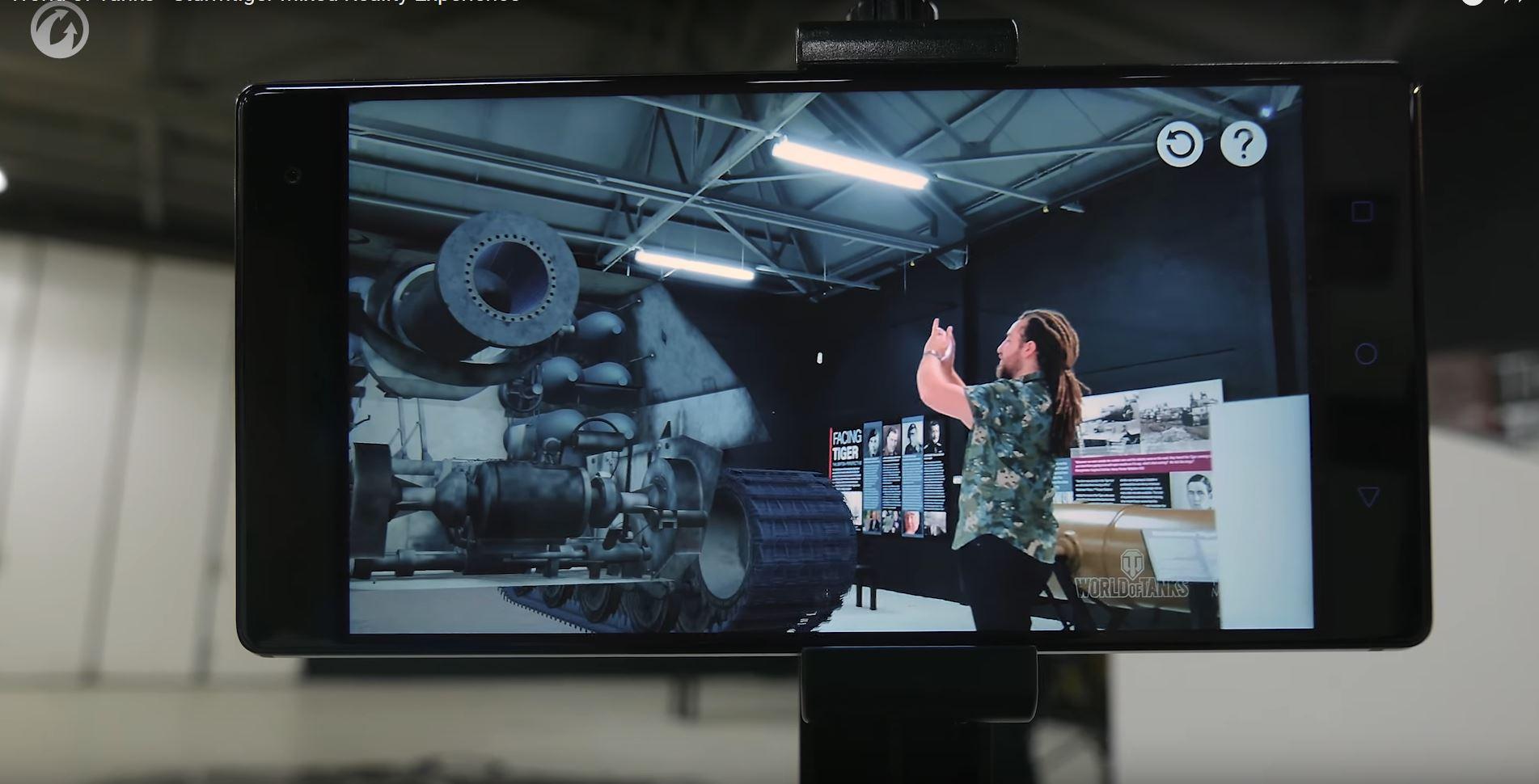 World of Tanks: Wargaming erweckt Panzer mit HoloLens zum Leben