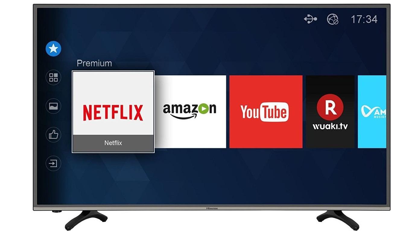 Amazon-Angebote am 08. August: Hisense 49 Zoll UHD-TV 43% reduziert