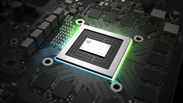 Xbox One X – Bei Microsoft jetzt für 499€ vorbestellbar