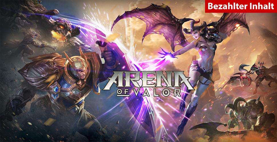 Arena of Valor: Beginner-Guide – Mit diesen Tipps startet Ihr richtig durch