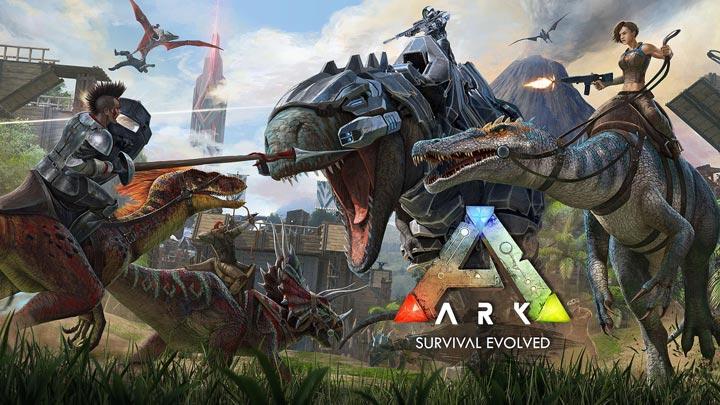 Zum Release: Trailer von ARK zeigt Mischung aus Sci-Fi, Fantasy & Dinos