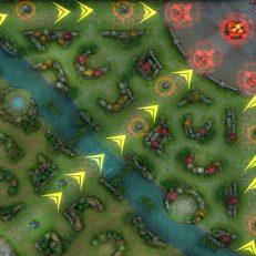 Arena of Valor 5v5 Map