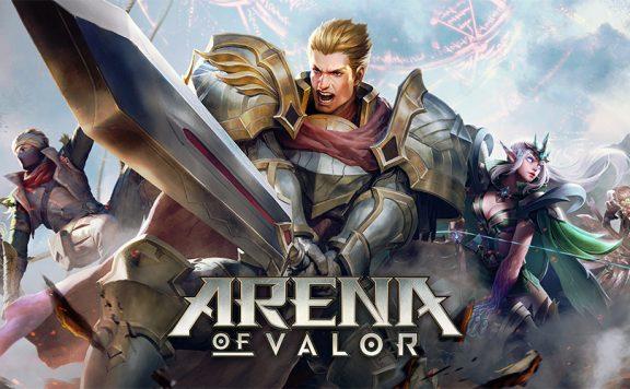 Arena of Valor Titel