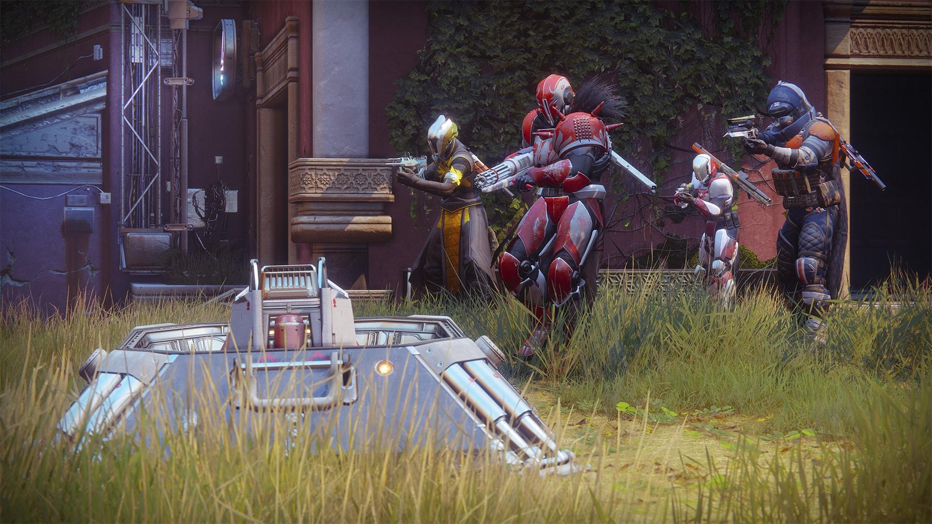 Clans in Destiny 2 sind ab sofort live! Diese Features gibt's nun