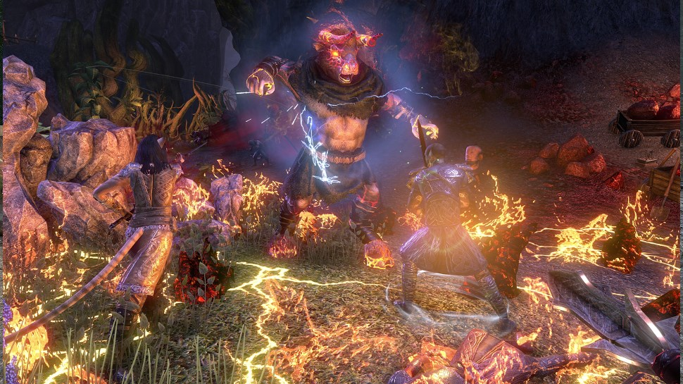 "The Elder Scrolls Online: ""Horns of the Reach"" und Update 15 sind live"